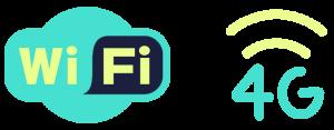 wifi & 4g